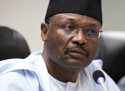 INEC chairman, Mahmud Yakubu